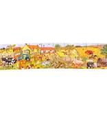 Bigjigs Panorama puzzel Boerderij vanaf 2-5 jaar