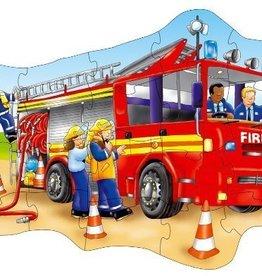 PW Educatief De grote Brandweerwagen vanaf 3-6 jaar