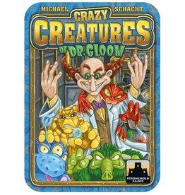 White Goblin Games Crazy Creatures of Dr. Doom vanaf 7-99 jaar