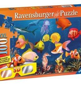 Ravensburger 3D Puzzel Fascinerende Onderwaterwereld 6-10 jr.
