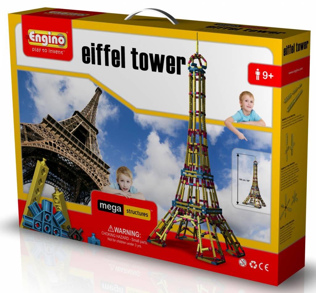 Engino Eiffel Tower ( vanaf 9 jaar )