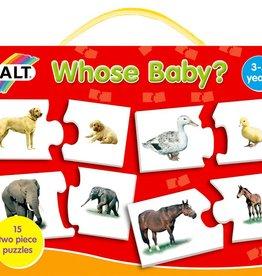 Galt Bij wie hoort de baby? (2-4 jaar)