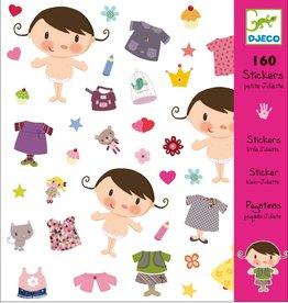 Djeco Stickers kleine Julliette (vanaf 3 jaar)