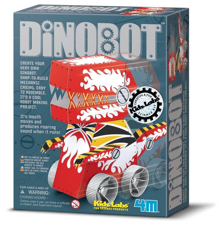 4M Knutselpakket Dino Robot (vanaf 8 jaar)