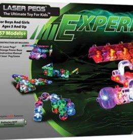 PW Educatief Laser Pegs Experience 81 delig vanaf 5-99 jaar