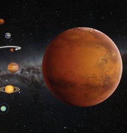 PW Educatief 3D Ansichtkaart Mars vanaf 4-99 jaar