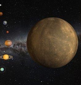 PW Educatief 3D Ansichtkaart Mercurius vanaf 4-99 jaar