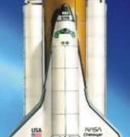 PW Educatief 3D Boekenlegger Buran versus Shuttle ( 2 in 1) vanaf 4-99 jaar