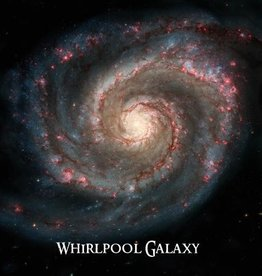 PW Educatief 3D Ansichtkaart Whirlpool Galaxy vanaf 4-99 jaar