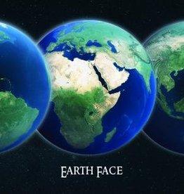PW Educatief 3D Ansichtkaart Earth Face vanaf 4-99 jaar