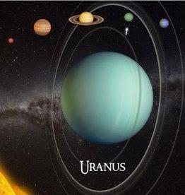 PW Educatief Ansichtkaart 3D Uranus vanaf 4-99 jaar