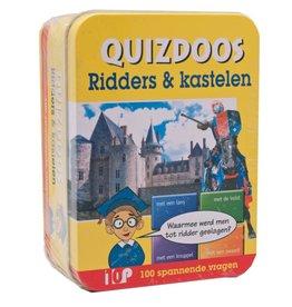 PW Educatief Quizdoos Ridders en kastelen