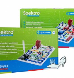 Spektro Starter plus Spektro Light Show 8-99 jaar