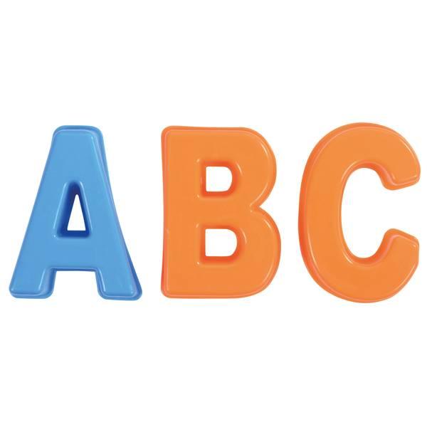 PW Educatief Alfabet Zandvormen vanaf 3-7 jaar
