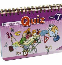 PW Educatief De Basisschoolquiz groep 7 vanaf 8-99 jaar