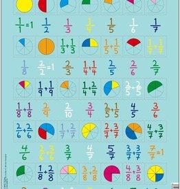 Larsen Puzzel Puzzel 1/2 Breuken vanaf 8 jaar