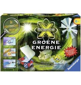 Ravensburger Science X Groene Energie vanaf 8 jaar