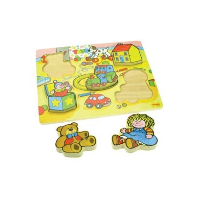 Bigjigs Grote puzzelstukken Speelgoed vanaf 1,5 jaar