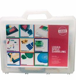 PW Educatief Verzameling spellen in koffer vanaf 3-99 jaar