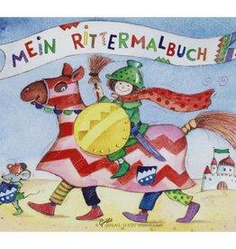 PW Educatief Kleurboekje Ridder vanaf 3-7 jaar