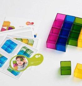 Weplay Regenboog Blokken 16-delig vanaf 3 jaar