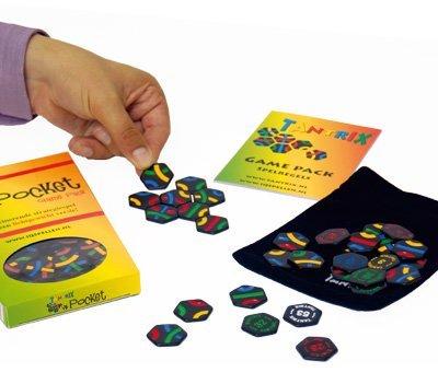 Tantrix Game Pack Pocket vanaf 6-106 jaar