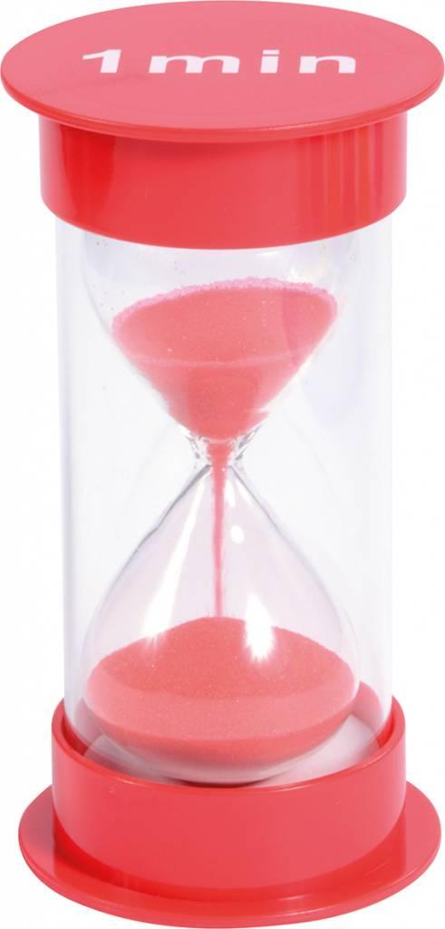 PW Educatief Zandloper 1 minuut vanaf 3-99 jaar