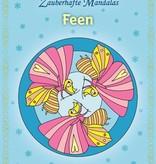 Loewe Kleurboeken Mandala Kleurboek Uitdeel set Feeën 24 stuks vanaf 3 jaar