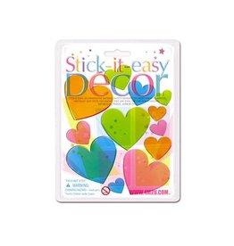 PW Educatief Stick-it-easy Hartjes vanaf 4 jaar