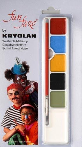 PW Educatief Kryolan Schmink vanaf 4 jaar