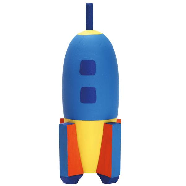 PW Educatief Maak je eigen Raket vanaf 5-10 jaar