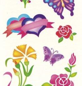 PW Educatief Tattoo-set Meisjes vanaf 4-12 jaar