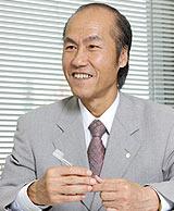 Dr. Yoshinori Nakagawa - President Shiken