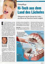 ionen-tandenborstel werkingsprincipe