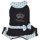 Puppy Angel Diva Glam Dressy Overall, pinky