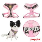 Puppia Downtown Harness Rosa