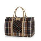 Koffer Tartan