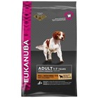 Eukanuba EUK ADULT DOG SMALL / MEDIUM BREED LAMB / RICE 12 KG