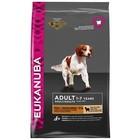 Eukanuba EUKANUBA DOG ADULT SMALL/MEDIUM BREED LAM/RICE 12 KG