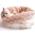 Susan Lanci Design Susan Lanci Cuddle Tasse oder Becher Sahne Fox mit Camel Curley Sue Medium