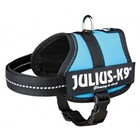 JULIUS K9 POWER-HARNAS / TUIG VOOR LABELS AQUARIUS BABY 2/33-45 CM