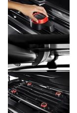 Zenith 6.6 Zwart Dakkoffer skibox