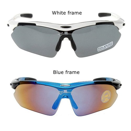 Robesbon Fietsbril MTB In Hoes (4 Kleuren)