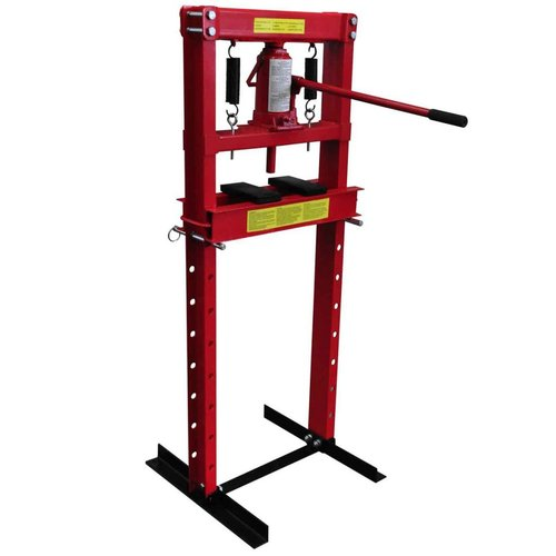 Hofftech Garagepers / Pers hydraulisch 12 Ton