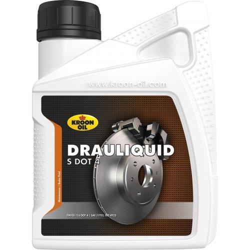 Kroon Remolie Drauliquid S DOT 4 500 ml