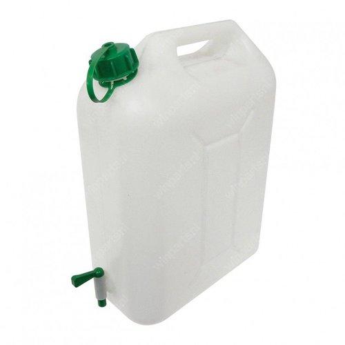 Waterkan-Jerrycan 20 Liter Met Kraan