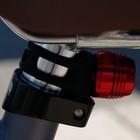 Pro+ Fiets Achterverlichting Aluminium 1 LED Rood