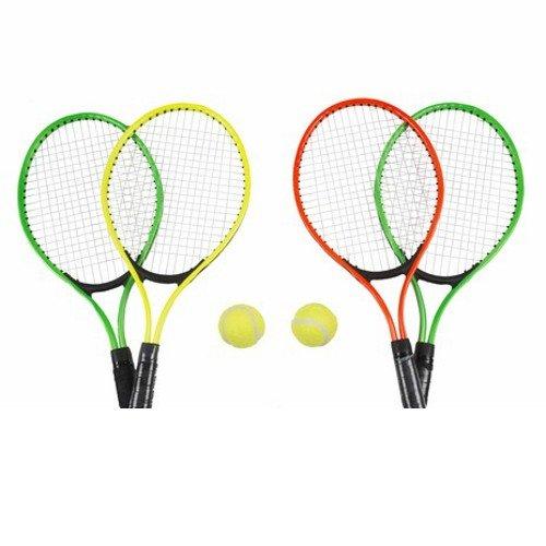 "Eddy Toys Tennisset 23"" 2 rackets inclusief 1 tennisbal"