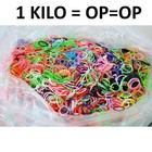 1 Kilo Rainbow Loom Bands !