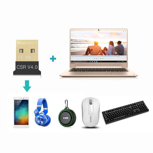 Nano Bluetooth 4.0 USB Adapter